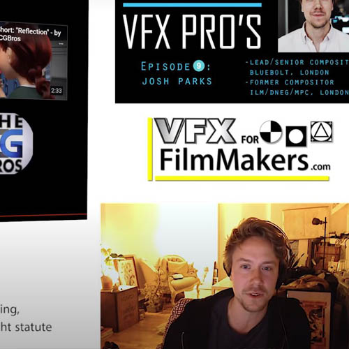 Ask the VFX PRO'S EPISODE 9: Compositing Pro